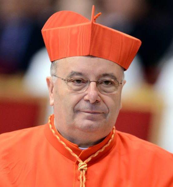 Natale 2016, visita del Cardinale Montenegro