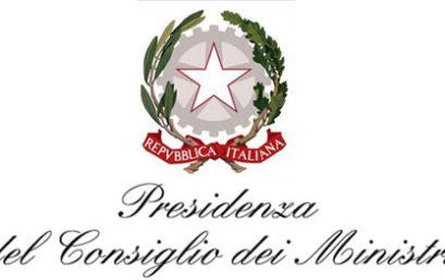 """Comunicato Stampa """"Evento Nazionale Francesco Crispi"""""""